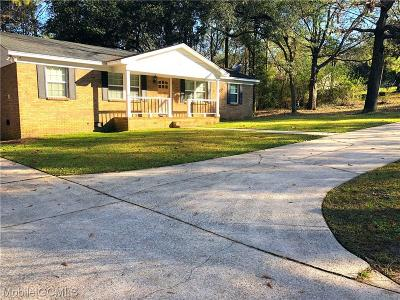 Single Family Home For Sale: 7950 Country Drive