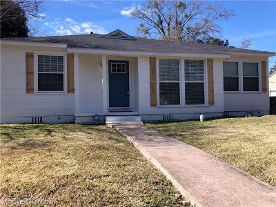 Mobile Single Family Home For Sale: 254 Pinehill Drive