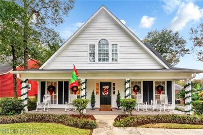 Mobile Single Family Home For Sale: 1100 Wildwood Avenue
