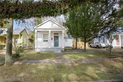 Mobile Single Family Home For Sale: 1056 Elmira Street