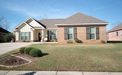 Baldwin County Single Family Home For Sale: 8839 Bainbridge Drive