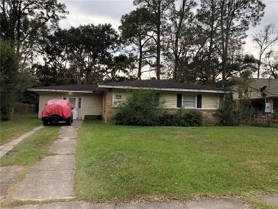 Mobile Single Family Home For Sale: 2655 Hollybrook Drive