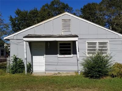 Mobile Single Family Home For Sale: 3206 Cottage Hill Road