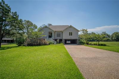Baldwin County Single Family Home For Sale: 16950 River Drive