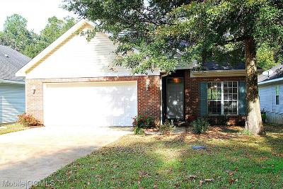 Baldwin County Single Family Home For Sale: 27282 Parker Lane