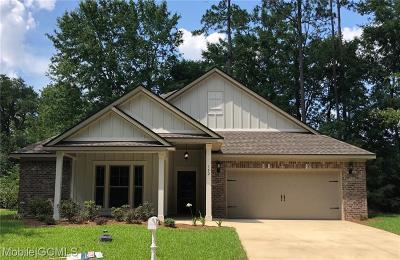 Baldwin County Single Family Home For Sale: 192 Mark Twain Loop