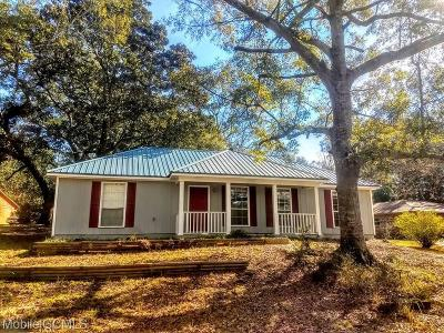 Theodore Single Family Home For Sale: 5761 Woodchase Court