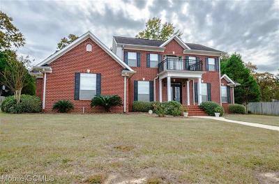 Baldwin County Single Family Home For Sale: 15 Speckle Trout Rte