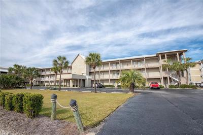 Baldwin County Condo/Townhouse For Sale: 28875 Perdido Beach Boulevard #2B