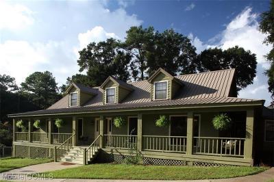 Baldwin County Single Family Home For Sale: 297 Beall Lane