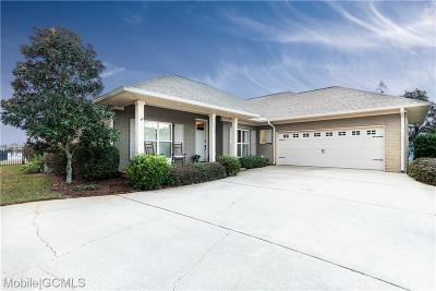 Baldwin County Single Family Home For Sale: 11998 Jericho Drive