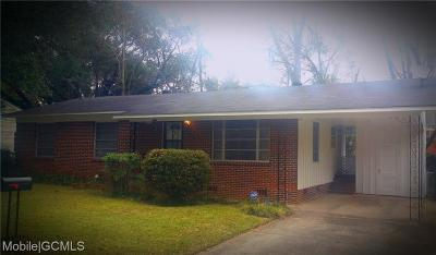 Chickasaw Single Family Home For Sale: 313 Court Street