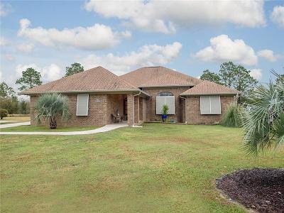 Baldwin County Single Family Home For Sale: 9570 Fairway Drive