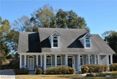 Mobile Single Family Home For Sale: 1117 Southern Way