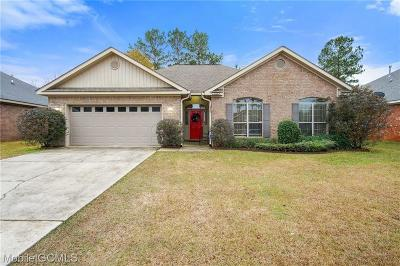 Semmes Single Family Home For Sale: 8159 Woodland Way
