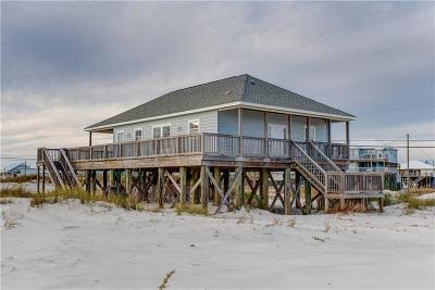 Dauphin Island Single Family Home For Sale: 2225 Bienville Boulevard