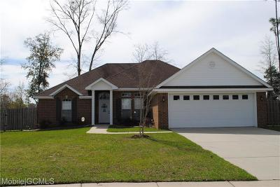 Saraland Single Family Home For Sale: 32 Chase Circle