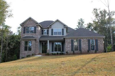 Jefferson County, Shelby County, Madison County, Baldwin County Single Family Home For Sale: 8588 Lamhatty Lane N