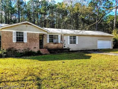 Theodore Single Family Home For Sale: 3353 Baptiste Drive S