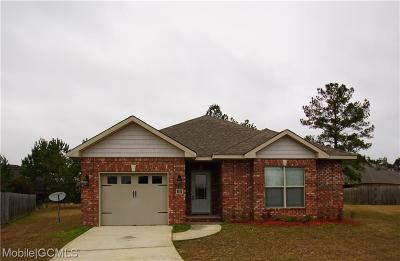 Theodore Single Family Home For Sale: 8030 Benelli Court N