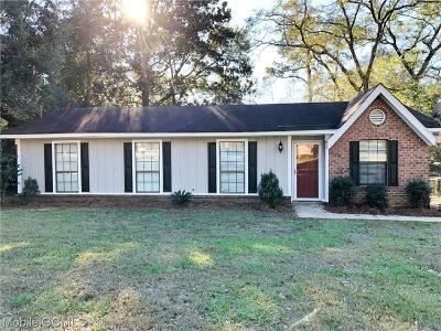 Single Family Home For Sale: 812 Bonneville Drive