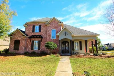 Theodore Single Family Home For Sale: 5561 Riverwood Landing
