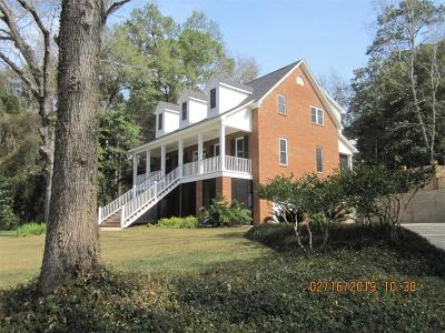 Baldwin County Single Family Home For Sale: 1203 Old County Road