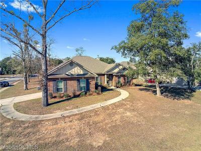 Semmes Single Family Home For Sale: 2423 Hidden Oaks Lane