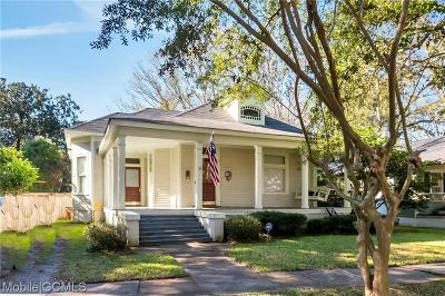 Mobile Single Family Home For Sale: 24 Hannon Avenue