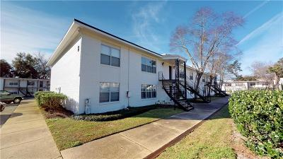 Mobile County Condo/Townhouse For Sale: 4009 Old Shell Road #B10