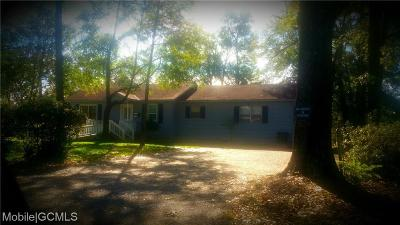 Mobile County Single Family Home For Sale: 116 Alpine Street