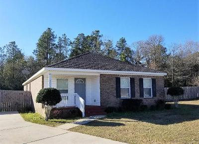 Mobile County Single Family Home For Sale: 10491 Taylor Woods Loop