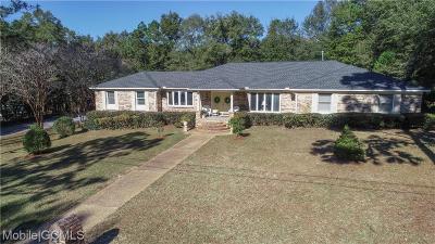 Baldwin County Single Family Home For Sale: 301 Beall Lane