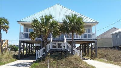 Mobile County Single Family Home For Sale: 2309 Island Shores Drive