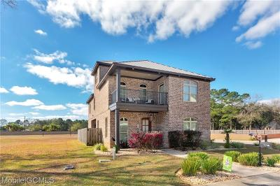 Theodore Single Family Home For Sale: 11716 Gates Circle E