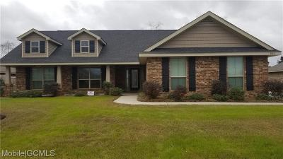 Semmes Single Family Home For Sale: 9813 Winchester Drive S