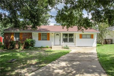Mobile Single Family Home For Sale: 1462 Wilkins Road