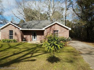 Mobile County Single Family Home For Sale: 336 Avondale Court