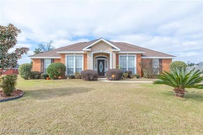 Semmes Single Family Home For Sale: 4241 Penn Drive