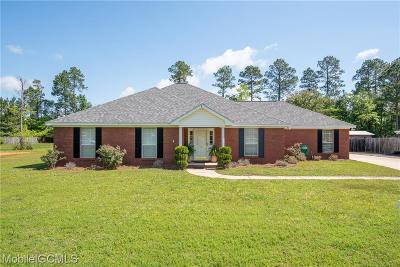 Mobile County Single Family Home For Sale: 1584 Forest Avenue