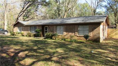 Mobile County Single Family Home For Sale: 408 Ponce De Leon Drive E