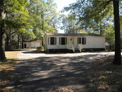 Mobile County Single Family Home For Sale: 4451 Bedford Avenue