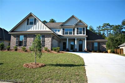 Jefferson County, Shelby County, Madison County, Baldwin County Single Family Home For Sale: 8837 Rosedown Lane