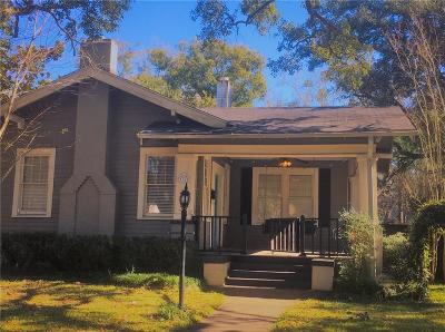 Mobile County Single Family Home For Sale: 11 Bienville Avenue