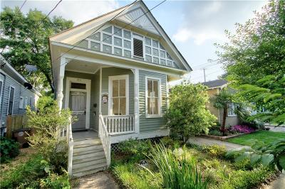 Mobile Single Family Home For Sale: 1011 Savannah Street