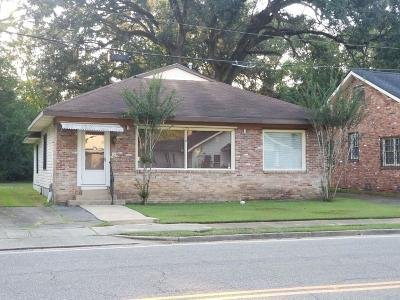 Mobile Single Family Home For Sale: 506 Holcombe Avenue
