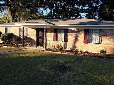 Mobile Single Family Home For Sale: 754 Savannah Street