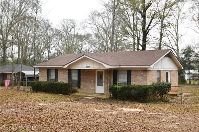 Semmes Single Family Home For Sale: 9265 Woodvale Drive