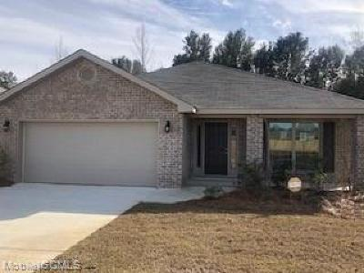 Semmes Single Family Home For Sale: 8091 Colleton Drive S