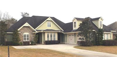 Mobile Single Family Home For Sale: 3155 McRae Drive
